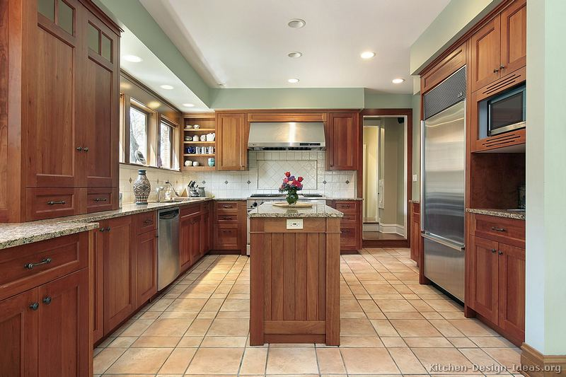 Design In Wood What To Do With Oak Cabinets: Low Ceilings, Soffits And Opening Up Your Kitchen