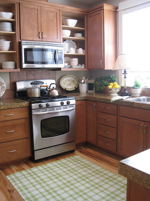 Tips For Open Shelving In The Kitchen: Open Shelving (should I Or Shouldn't I?)
