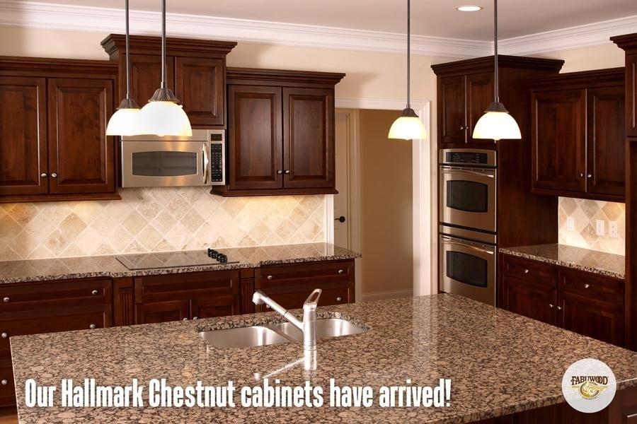 Fabuwood's New Chestnut Cabinets | DesignEric