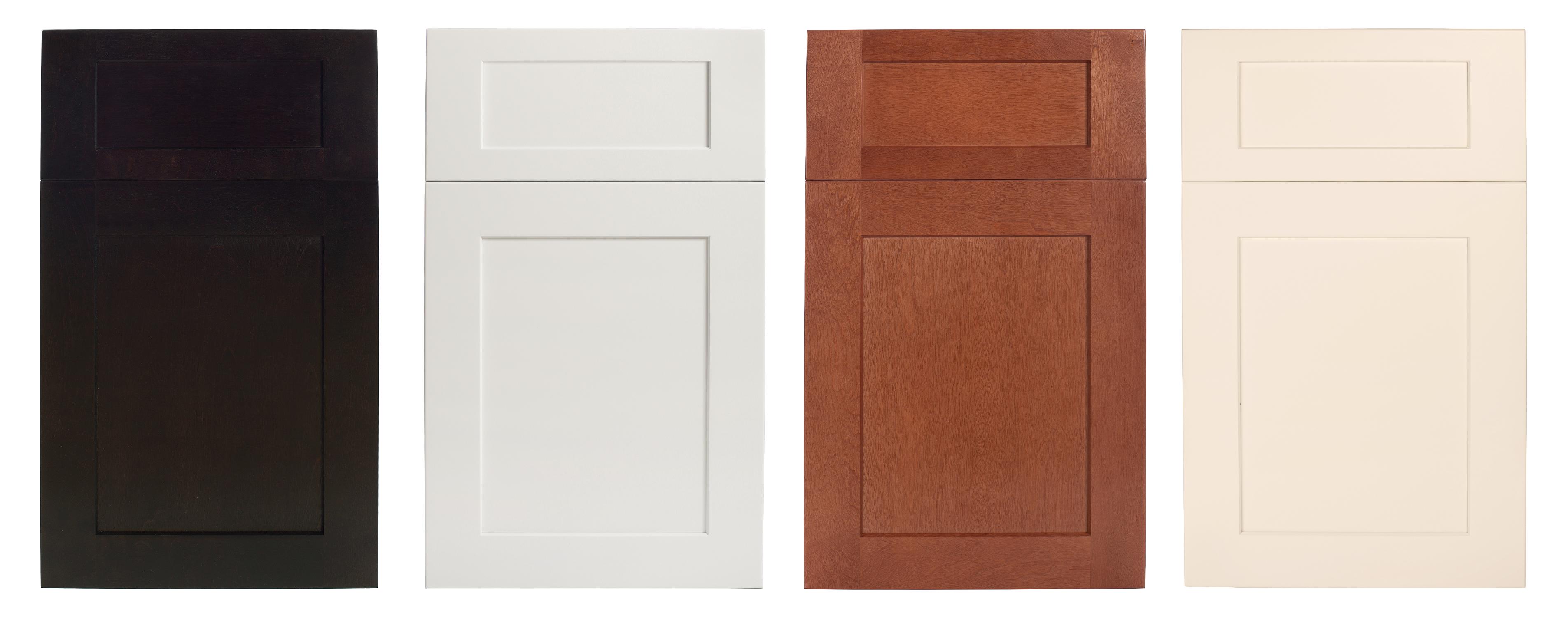 Espresso Linen Cabinet